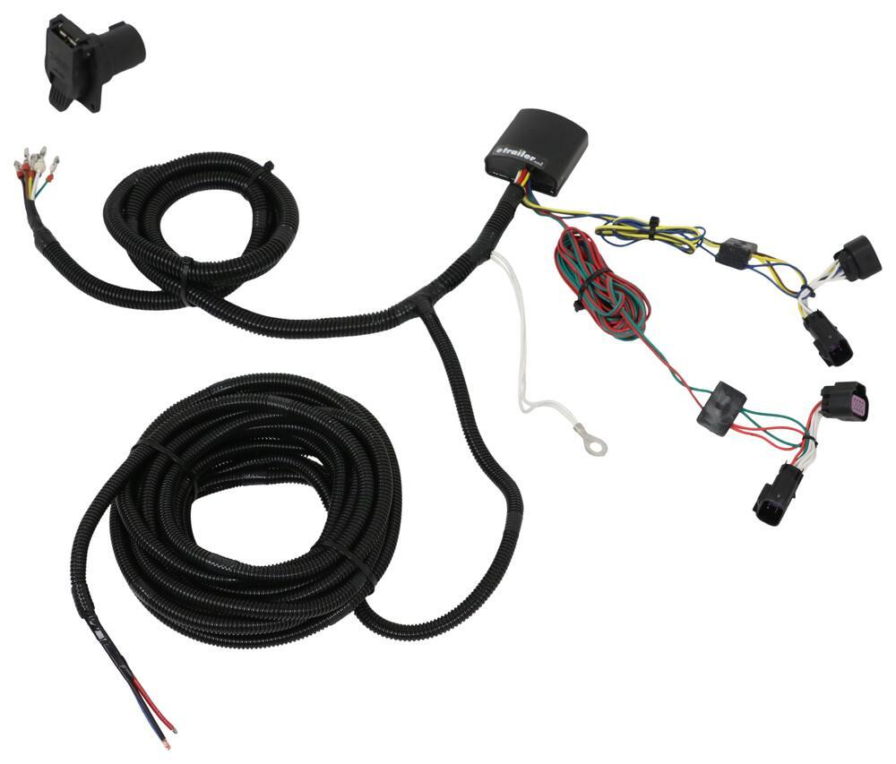 hight resolution of tekonsha custom fit vehicle wiring 22112