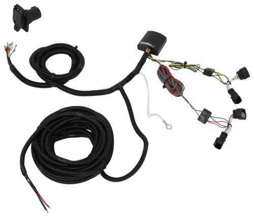 small resolution of tekonsha custom fit vehicle wiring 22112