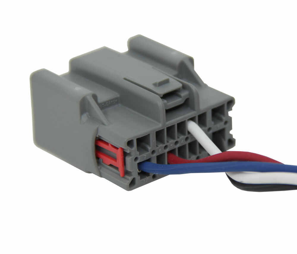 hight resolution of tekonsha plug in wiring adapter for electric brake controllers tekonsha accessories and parts 22292