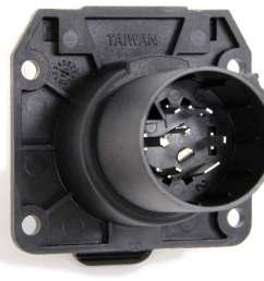universal wiring harness w modulite and brake controller harness 7 way trailer connector tekonsha wiring 22550 [ 1000 x 885 Pixel ]