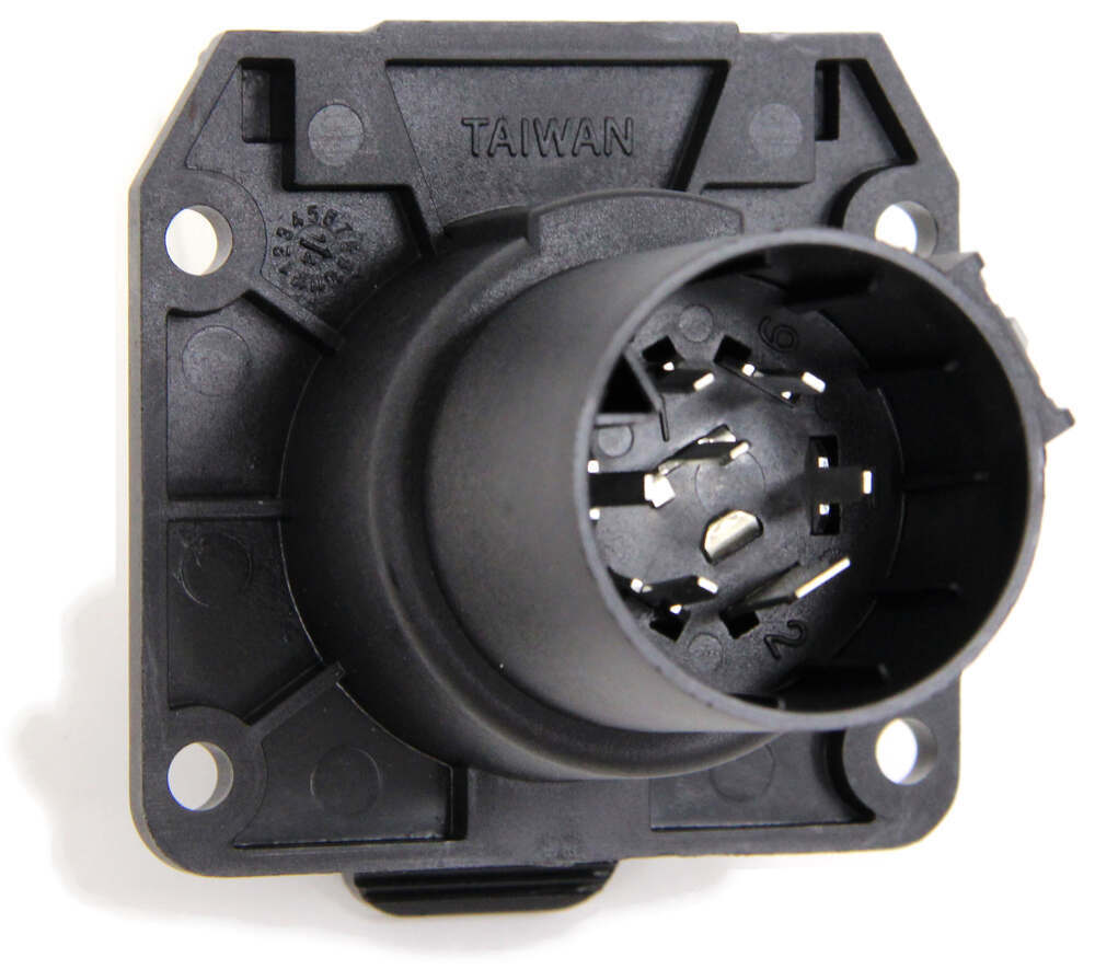 medium resolution of universal wiring harness w modulite and brake controller harness 7 way trailer connector tekonsha wiring 22550