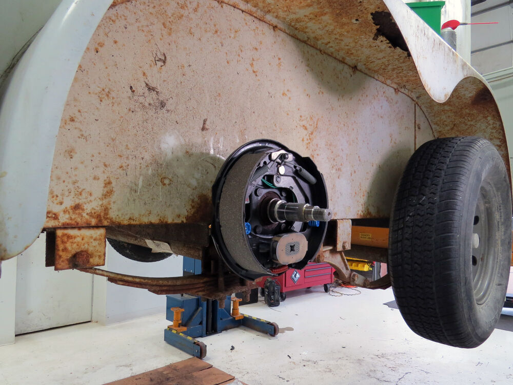 Trailer Electric Brake Wiring
