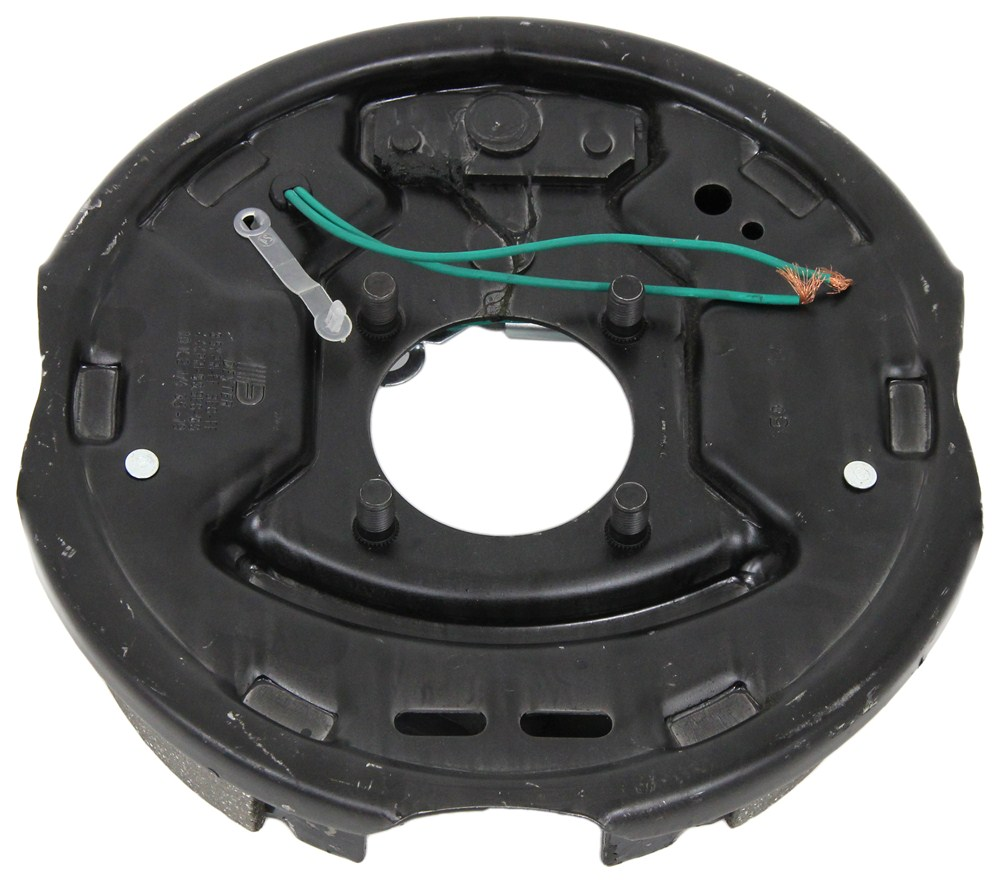 Dexter Axle Electric Brakes Wiring