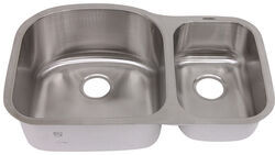 rv kitchen sink sinks okc stainless steel etrailer com