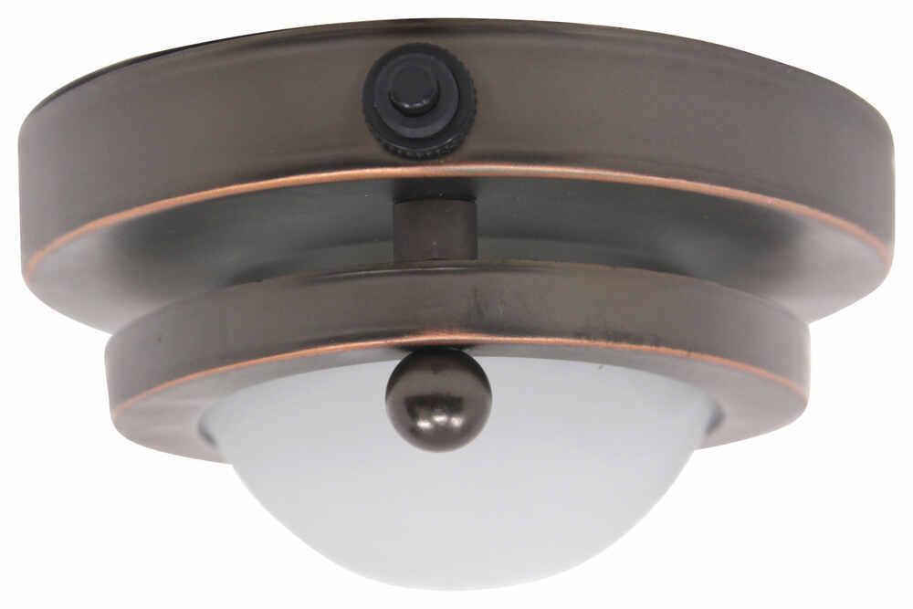 Gustafson RV Oval Ceiling Light