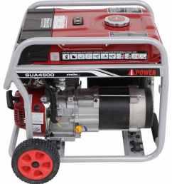 a ipower 4 500 watt portable generator 3 500 running watts gas manual start a ipower generators 289 sua4500 [ 900 x 1000 Pixel ]