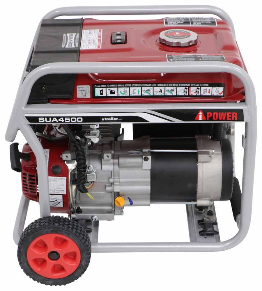 hight resolution of a ipower 4 500 watt portable generator 3 500 running watts gas manual start a ipower generators 289 sua4500