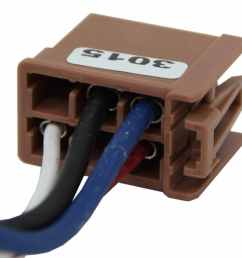 tekonsha plug in wiring adapter for electric brake controllers gm tekonsha accessories and parts 3015 p [ 1000 x 901 Pixel ]