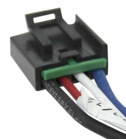 small resolution of tekonsha plug in wiring adapter for electric brake controllers gm tekonsha accessories and parts 3015 p