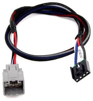 2006 dodge ram wiring diagram ceiling fan amp light 3 way switch 2017 2500 tekonsha plug-in adapter for electric brake controllers -