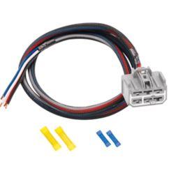 tekonsha custom wiring adapter for trailer brake silverado trailer wiring adapter [ 1000 x 1000 Pixel ]