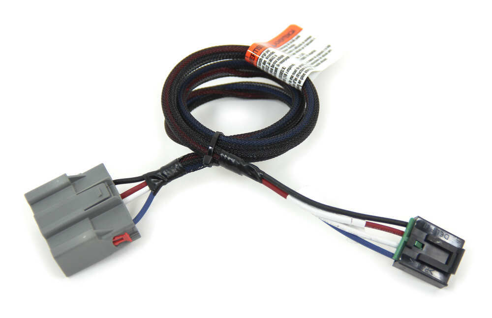 Ford Trailer Brake Controller Wiring Harness