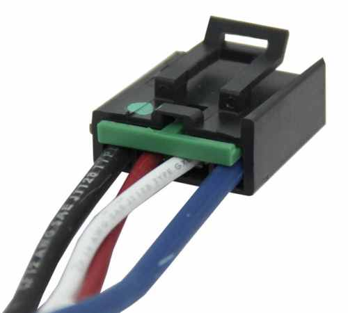 small resolution of tekonsha plug in wiring adapter for electric brake controllers ford tekonsha accessories and parts 3065 p