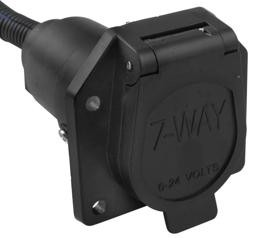 medium resolution of tow ready 4 flat wiring 30717