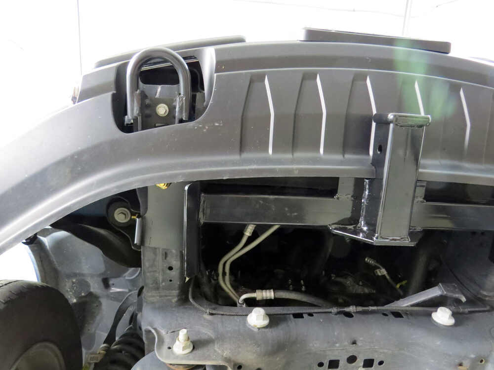 2013 Ford F150 Custom Fit Vehicle Wiring Curt