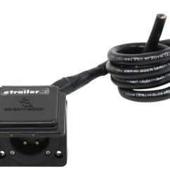 ez connector magnetic 5th wheel gooseneck pigtail harness w 7 way connector watertight seal ez connector wiring 319 s7 08 [ 1000 x 826 Pixel ]
