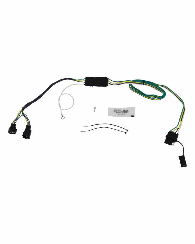 trailer hitch wiring harness subaru crosstrek