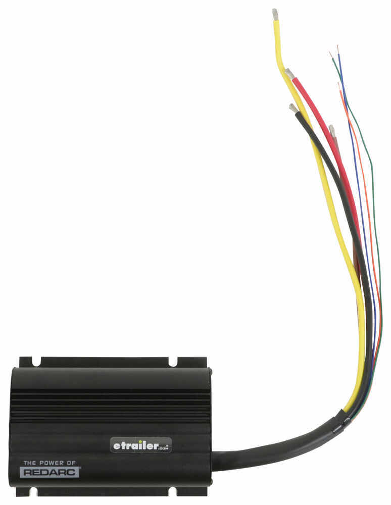 redarc bcdc charger wiring diagram tridonic dimmable ballast in vehicle battery dual input dc to 12v 24v 25 amp chargers 331 bcdc1225d