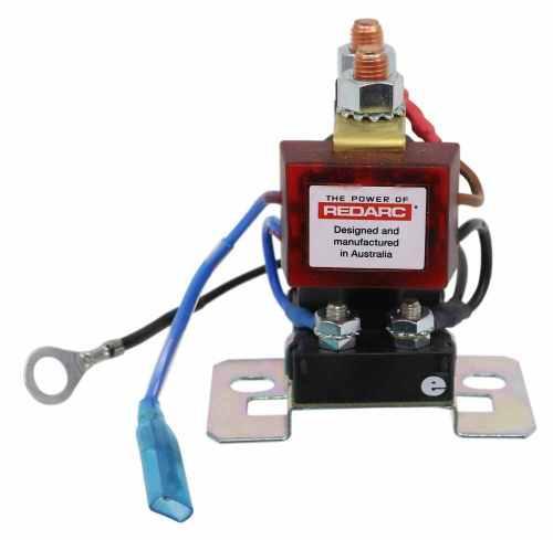 small resolution of redarc smart start battery isolator 12 volt 100 amp redarc battery chargers 331 sbi12