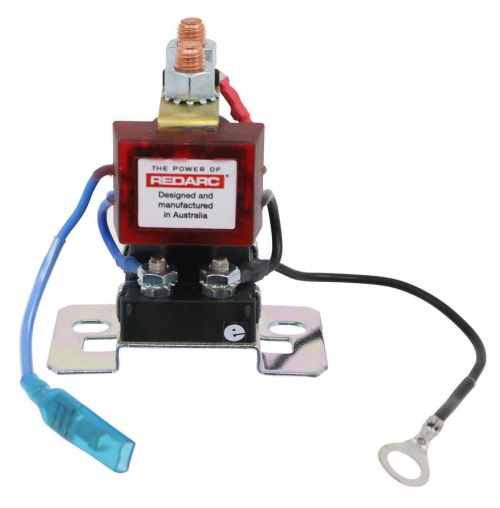 small resolution of redarc smart start battery isolator with wiring kit 12 volt 100 amp redarc battery chargers 331 sbi12kit