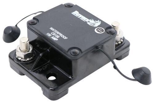 Curt 58350 Universal 20 Amp Circuit Breaker Camper Trailer Rv Image