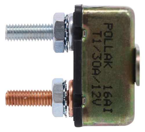 small resolution of in line circuit breaker perpendicular mount bracket pollak accessories and parts 38630