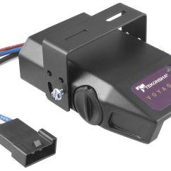 Tekonsha P3 Wiring Diagram Voyager 13 Terminal Meter Socket Trailer Brake Controller 1 To 4 Axles Proportional 39510