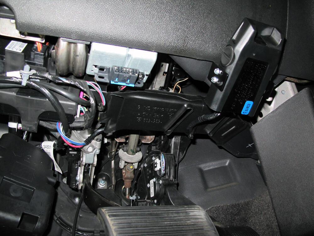 2008 Gmc Yukon Trailer Wiring