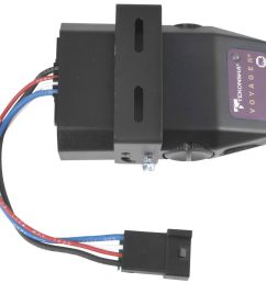 tekonsha under dash mount brake controller 39510 [ 1000 x 943 Pixel ]