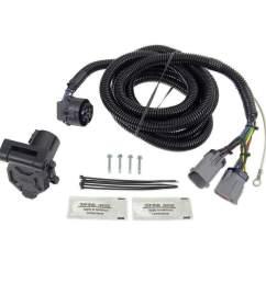 2011 f350 5th wheel wiring harness [ 1000 x 1000 Pixel ]