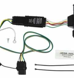 hopkins plug in simple vehicle wiring harness with 4 pole flat trailer connector hopkins custom fit vehicle wiring 40215 [ 1000 x 790 Pixel ]