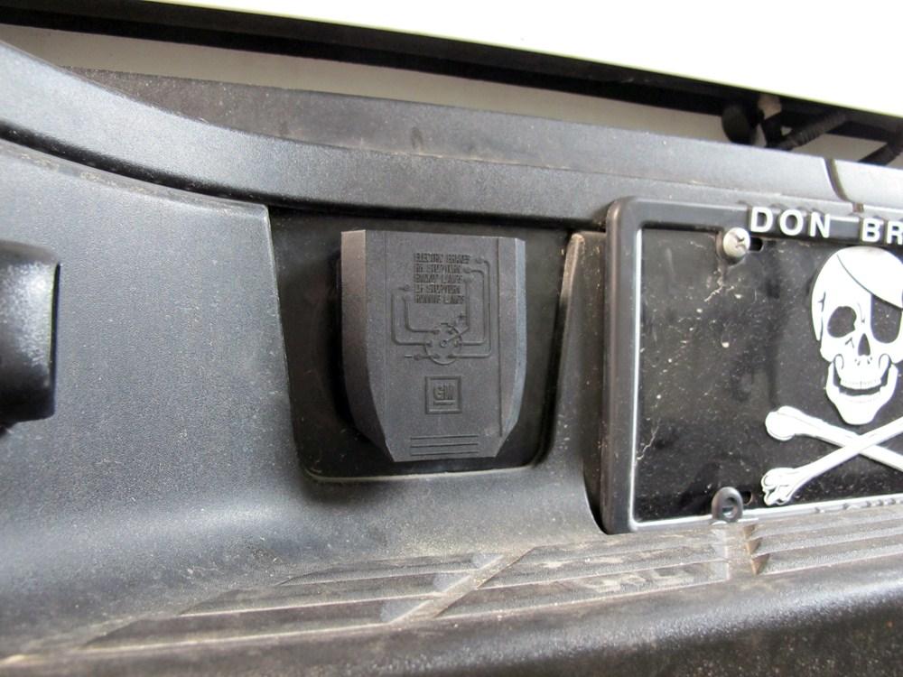 For 2011 Chevrolet Silverado 6 Hopkins Custom Fit Vehicle Wiring 41157