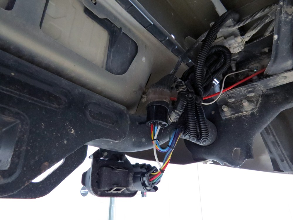 Toyota Tundra Custom Fit Vehicle Wiring Hopkins