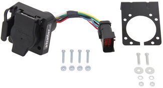 Wiring Diagram For Rv Inverter 7 Way Amp 4 Way Replacement Connector For Dodge Oem Style