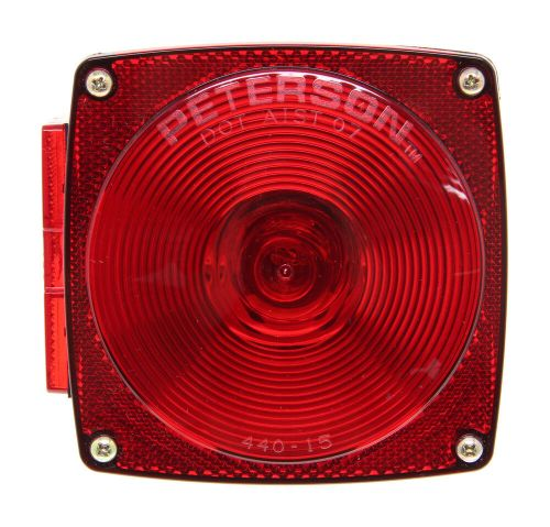 small resolution of peterson square trailer tail light 7 function left hand peterson trailer lights 432400