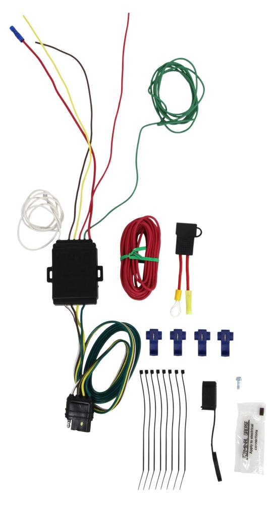 trailer light module fault tecumseh recoil starter assembly diagram hopkins active tail converter with install kit wiring 46255