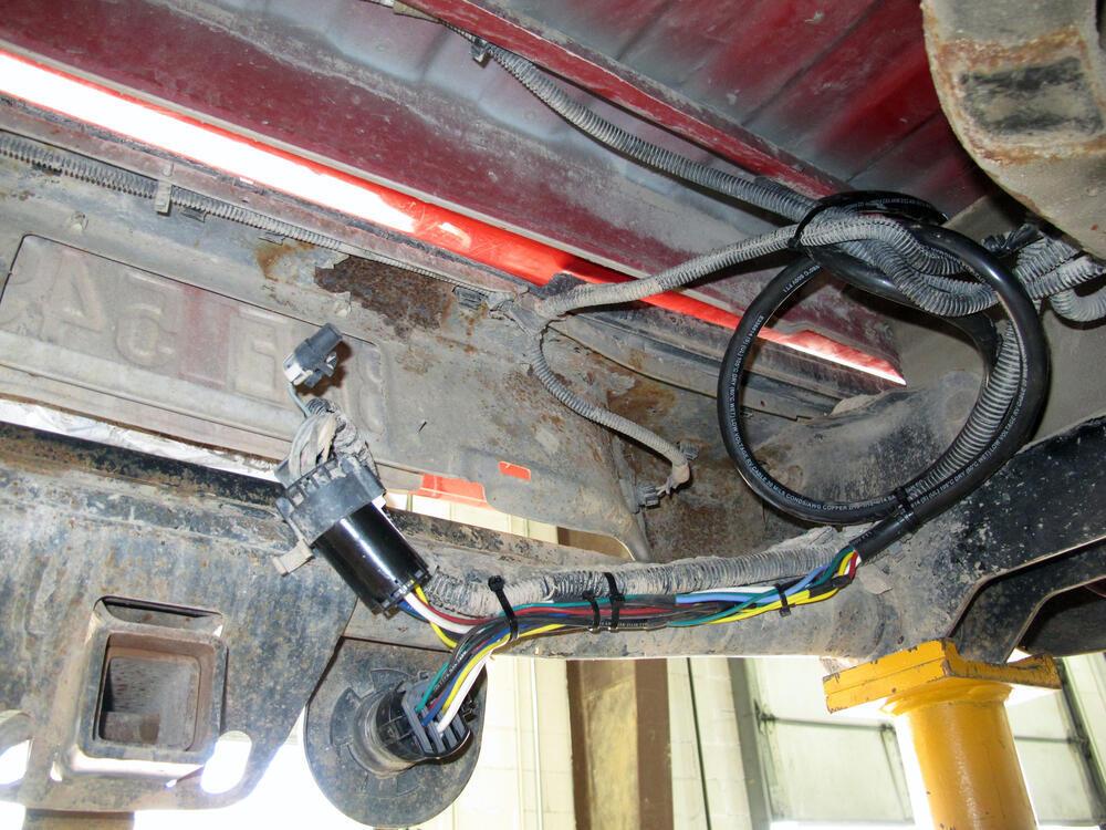 Bargman Custom Fit Vehicle Wiring For 2006 Chevrolet Silverado 2