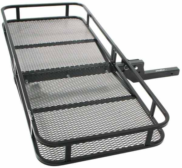 24x60 Surco Cargo Carrier for 2quot Hitches Steel Folding
