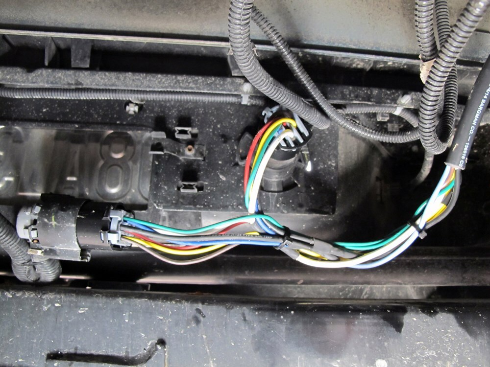 350 Wiring Harness For 5th Wheel In Addition Fifth Wheel Trailer Plug