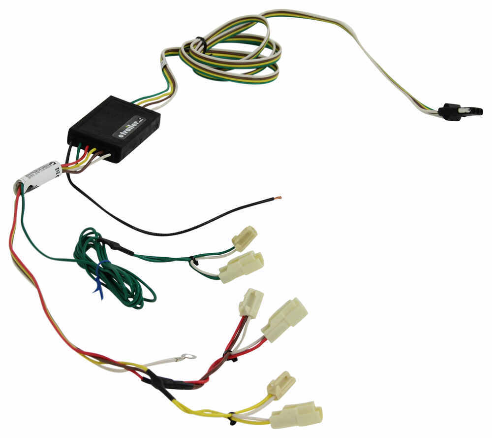 hight resolution of 55057 powered converter curt trailer hitch wiring