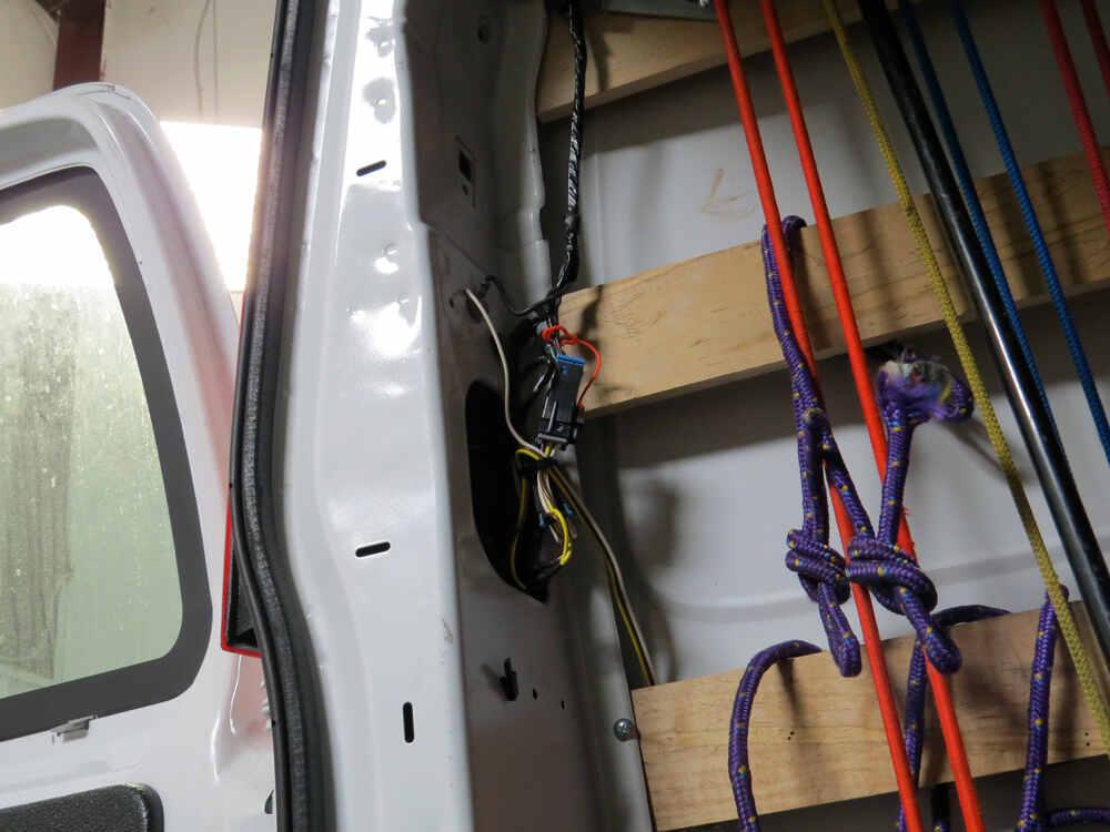 Gmc Savana Van Trailer Wiring