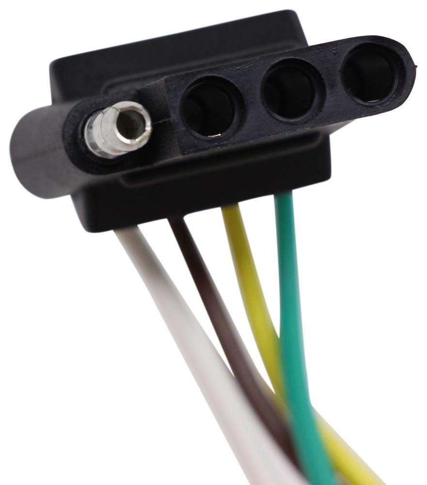 hight resolution of curt 4 flat custom fit vehicle wiring 56094