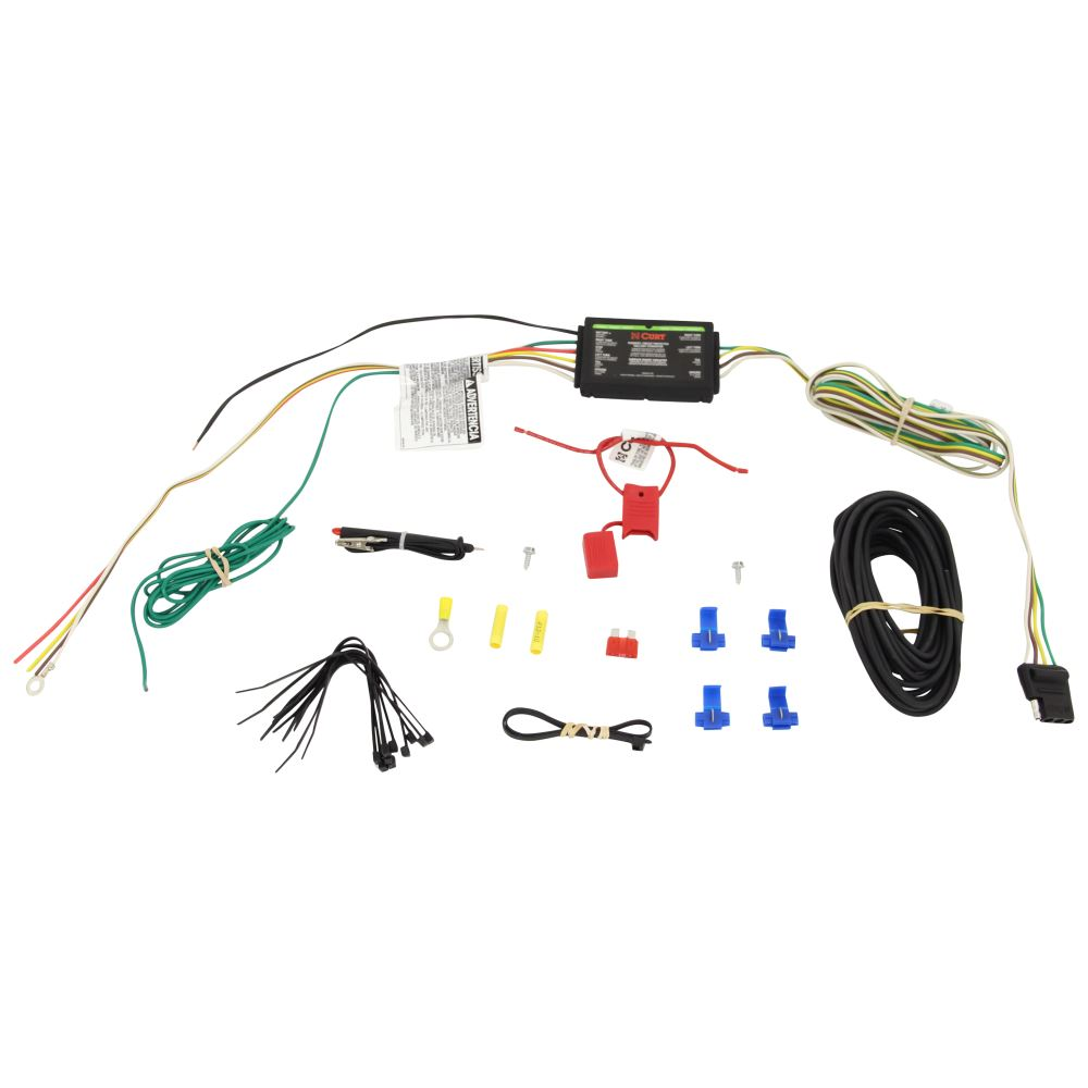 medium resolution of curt 5 feet long wiring 56146kit