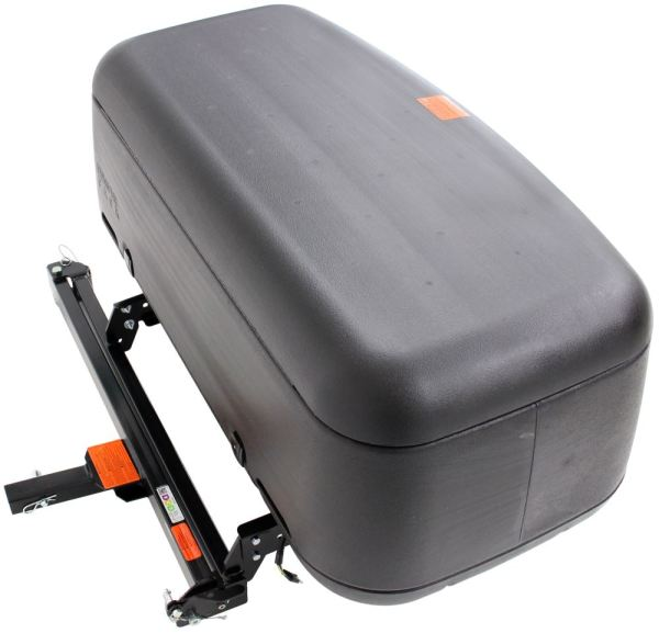 Rola Swinging Enclosed Cargo Carrier for 2quot Trailer Hitch