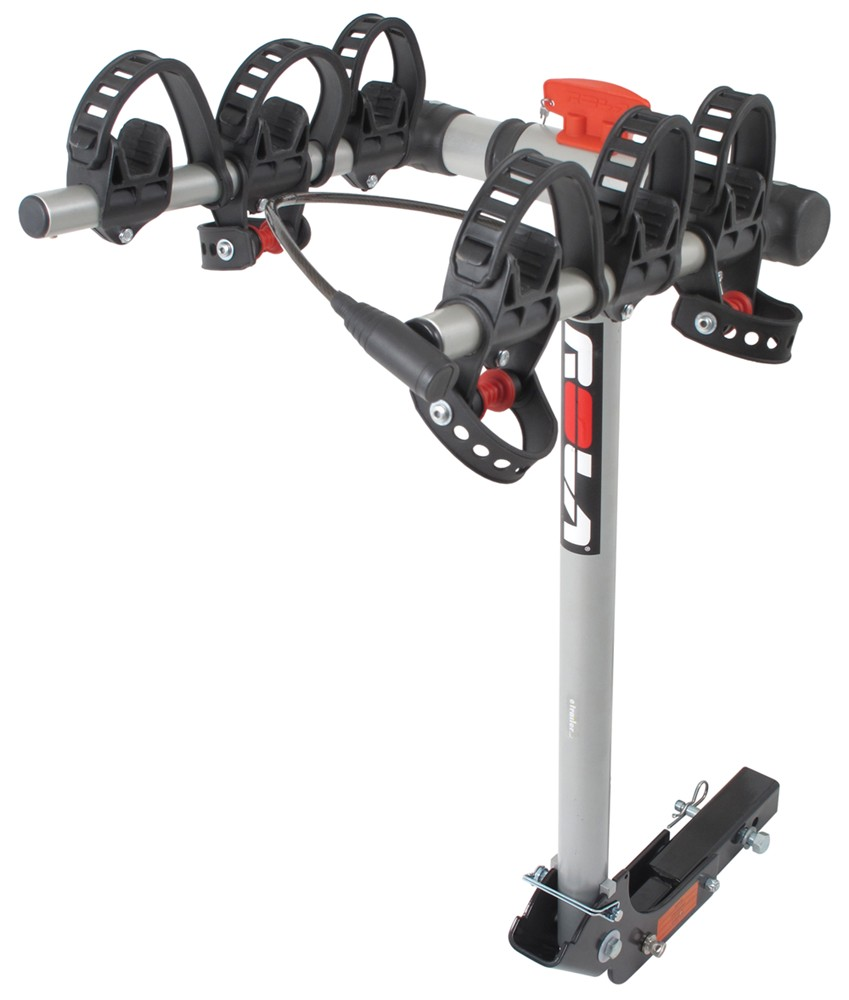 hight resolution of rola tx 103 3 bike rack for 1 1 4 and 2 hitches tilting rola hitch bike racks 59403