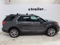 2016 Ford Explorer Rola Sport Series Roof Rack with RBU ...