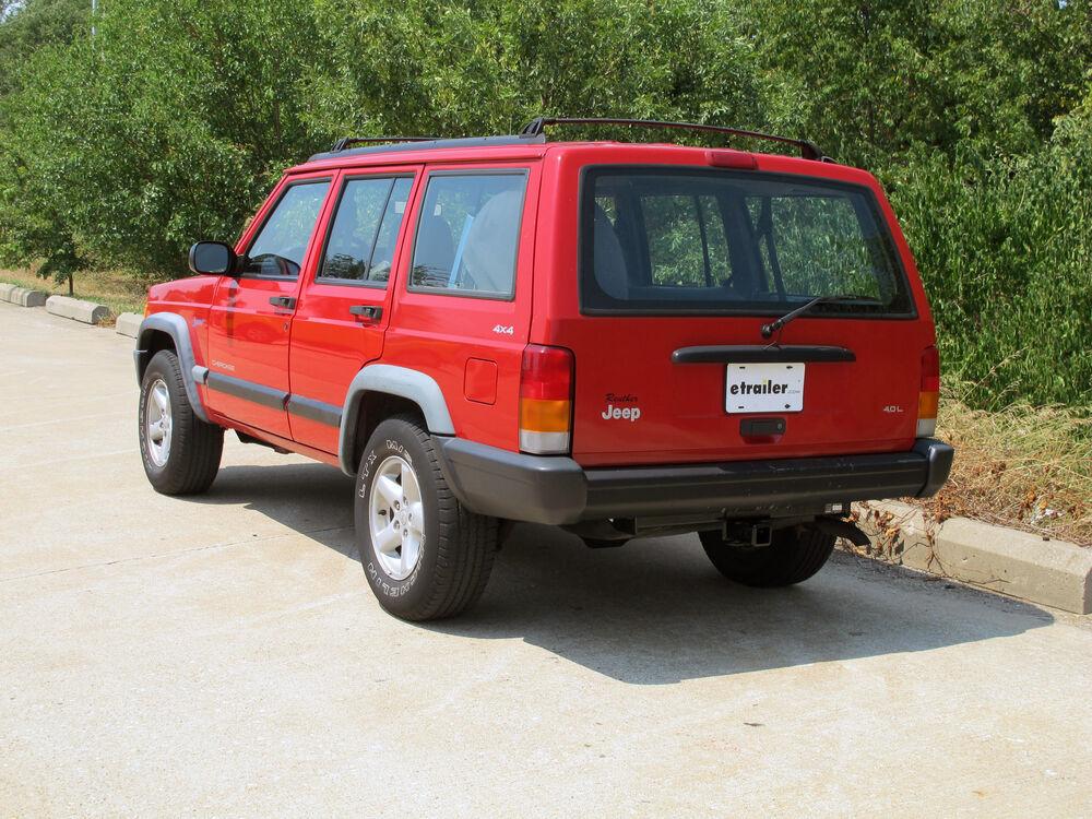 1998 Jeep Cherokee Custom Fit Vehicle Wiring Tow Ready