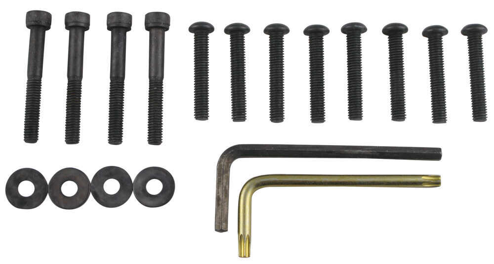 Compare Replacement Square-Bar vs Mounting Kit for