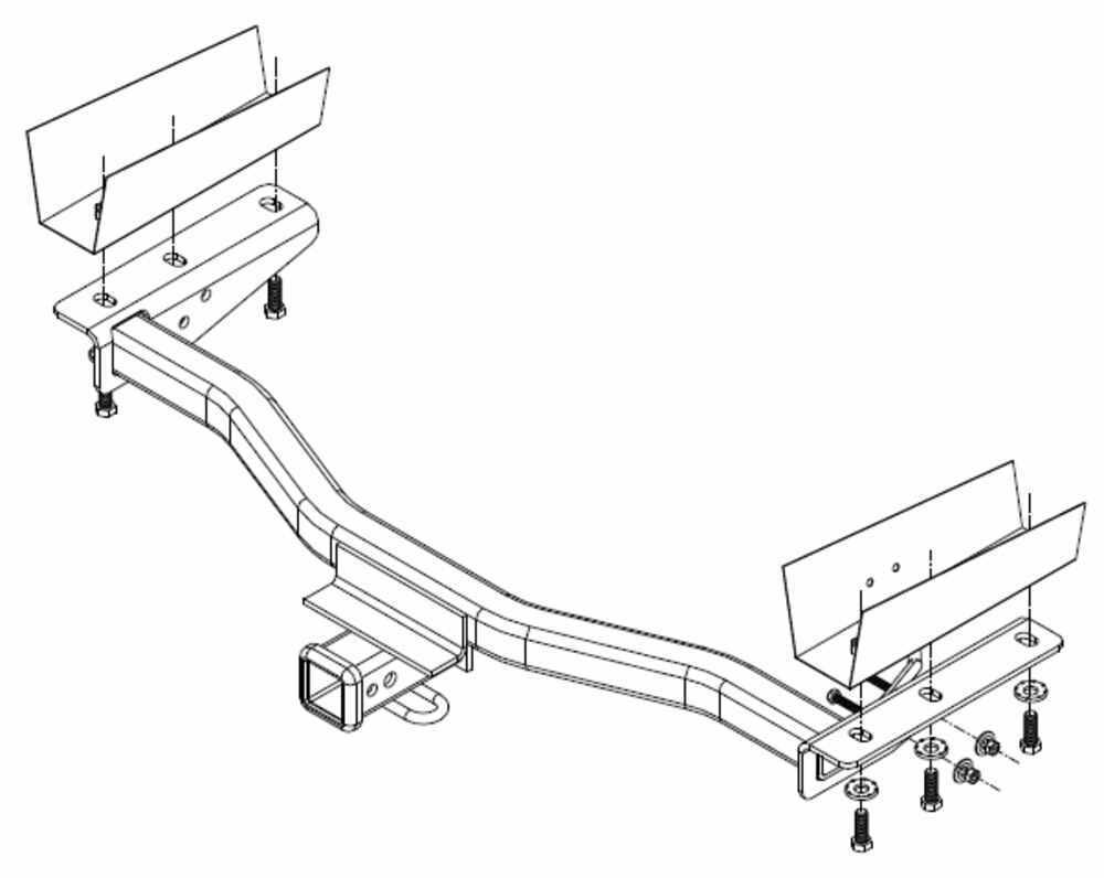 medium resolution of draw tite trailer hitch 75676