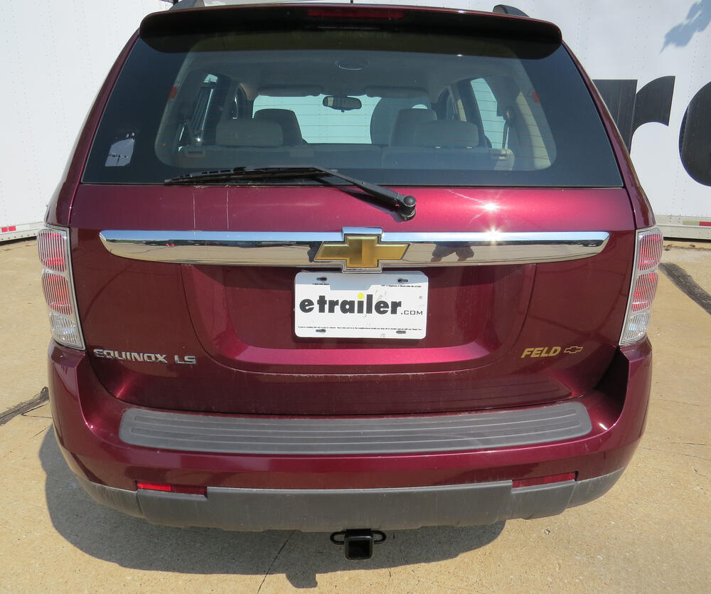 medium resolution of 2008 chevrolet equinox draw tite max frame trailer hitch receiver custom fit class iii 2